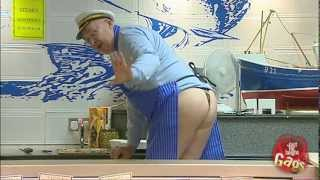 G-String Fish Salesman Prank - Just For Laughs Gags