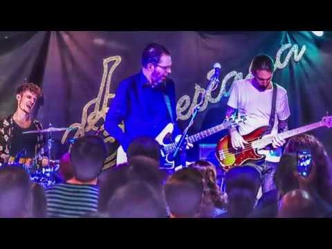 Paul Gilbert Masterclass - Blues For Rabbit (Behold Electric Guitar) live 2019