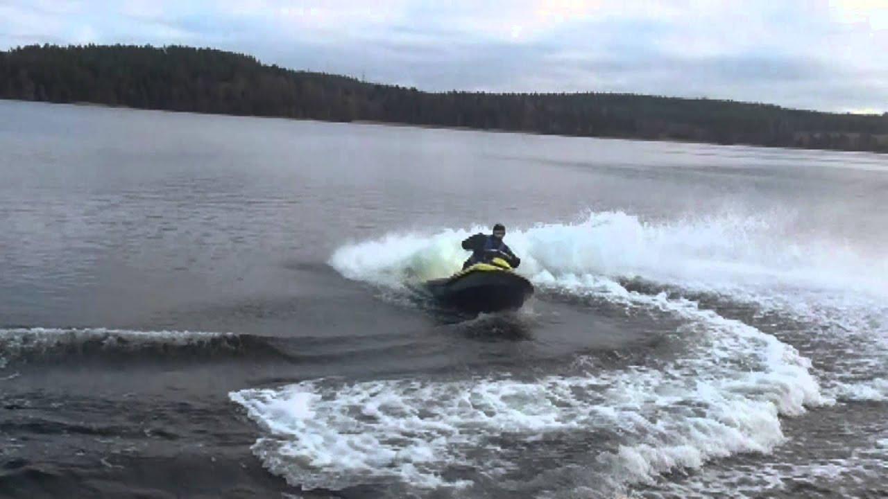 Sea Doo Spark turbo test impeller pitch 1 VTECHTUNED COM