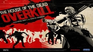 House Of The Dead Overkill Walkthrough Extended Cut - Complete Game Movie