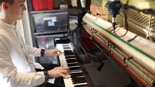 Blue Skies (Solo Jazz Piano)