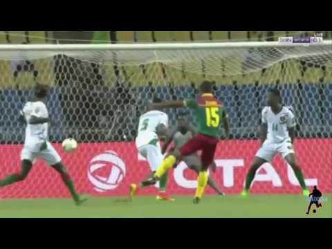 أهداف الكاميرون 2 - 1 غينيا بيساو في كأس أمم إفريقيا 2017 بالغابون
