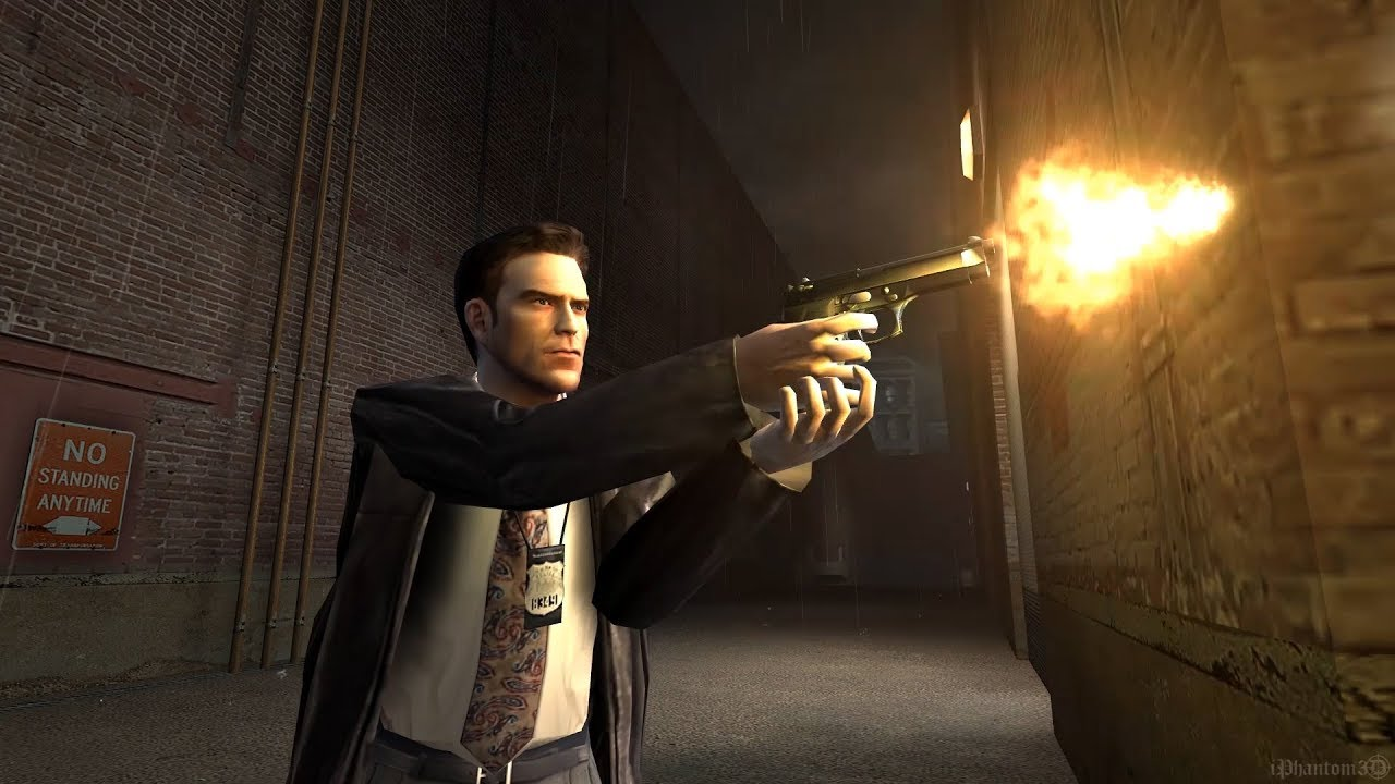 Max Payne 1 Gameplay Youtube