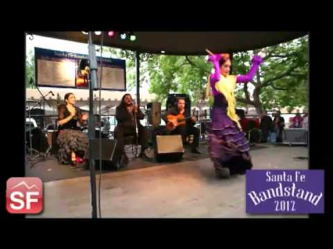 Flamenco Conpaz at Santa Fe Bandstand 2012 (Full Performance)