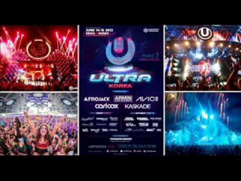 Kaskade - Live @ Ultra Music Festival (UMF Korea) 06-14-2013