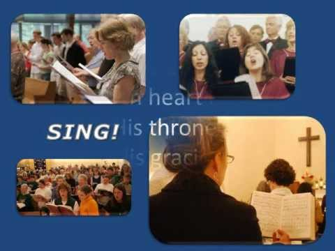 Singing in Worship