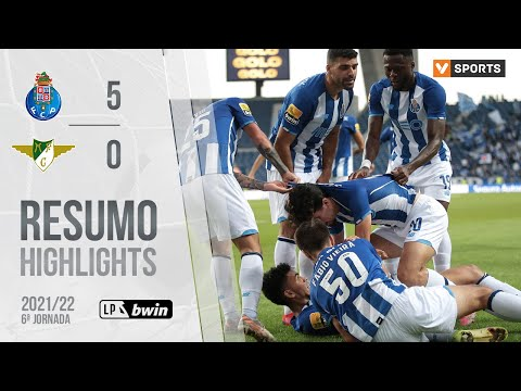 FC Porto Moreirense Goals And Highlights
