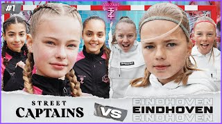 StreetCaptains VS Eindhoven | u13 #1 feat. Summer de Snoo