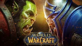 I'm a Noob again! Returning to Wow After Years Away - World of Warcraft Gameplay