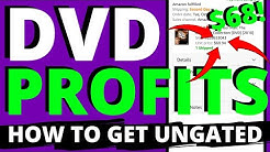 Selling DVDs On Amazon | DVD Profits Are CRAZY!