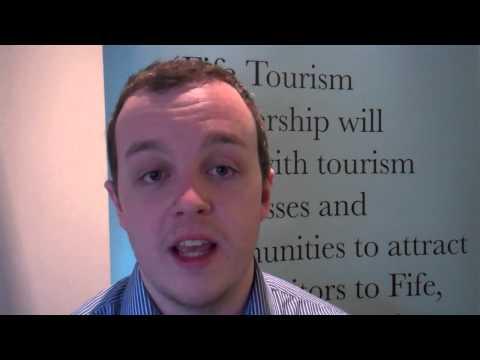 Jason Tominy, Fife Tourism Partnership