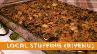 Homemade For The Holidays | Local Stuffing (riyenu)