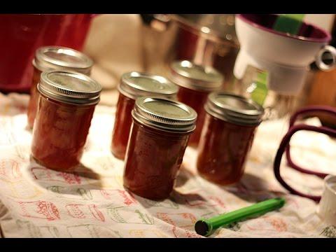 Apple Pie Jam (Granny Smith Apples)