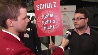Schlegl in Aktion: Schulz – geiler geht's nicht