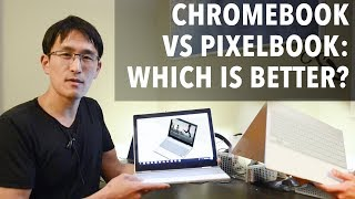 Chromebooks (Pixelbook):  What is it? A promising, critically flawed laptop/tablet.