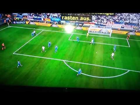 Germany vs slovakia 4-0  26/6/2016