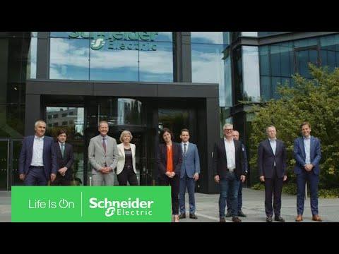 CEO Alliance Meeting in Paris   Schneider Electric