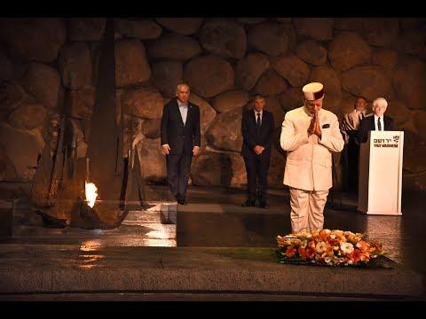 PM Modi to visit Yad Vashem Memorial, Israel
