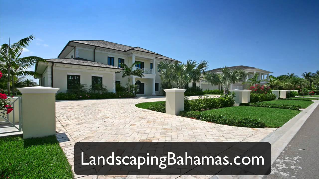 landscaping bahamas lawn care