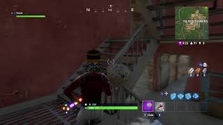 A 30 Second Video of a Fortnite Tryhard Getting Rekt
