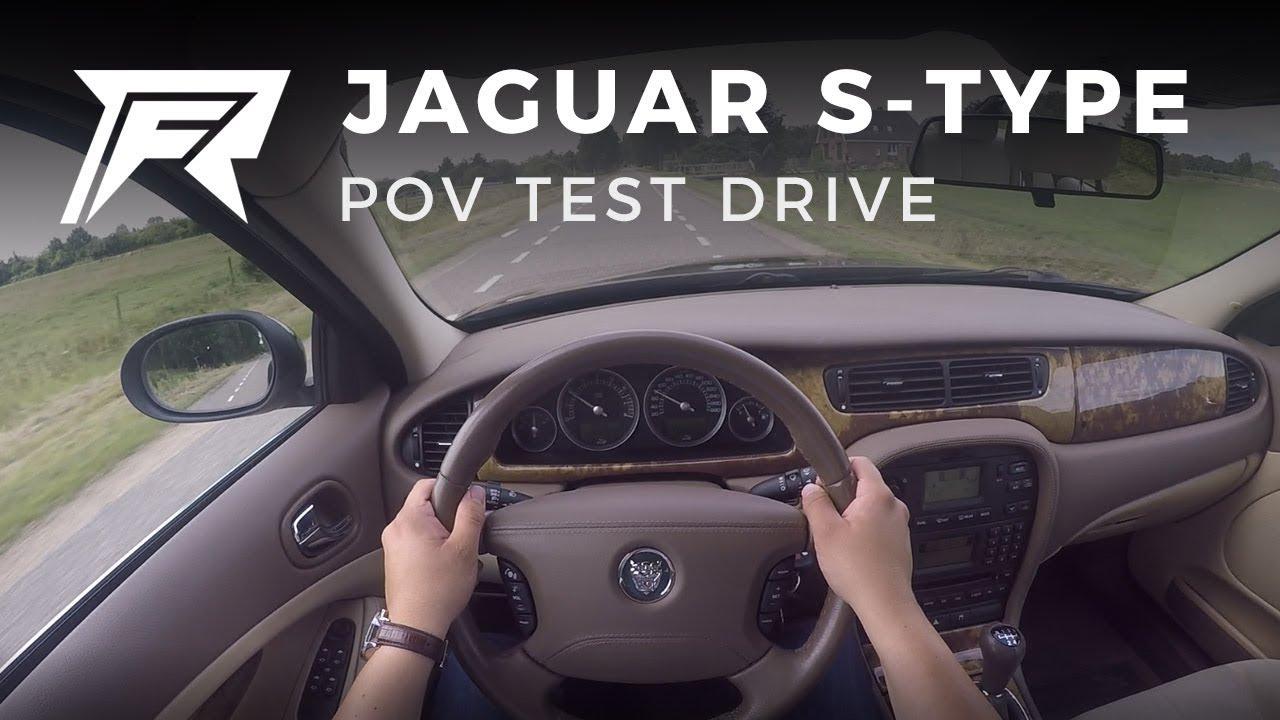 2005 jaguar s type 2 5 v6 manual pov test drive no talking pure rh youtube com jaguar s type manual jaguar s type manual transmission for sale