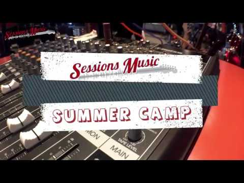 Sessions Music Summer Camp Promo