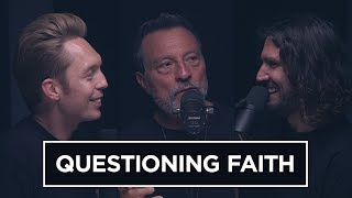 Ep. 195   Questioning Faith (with Erwin McManus)