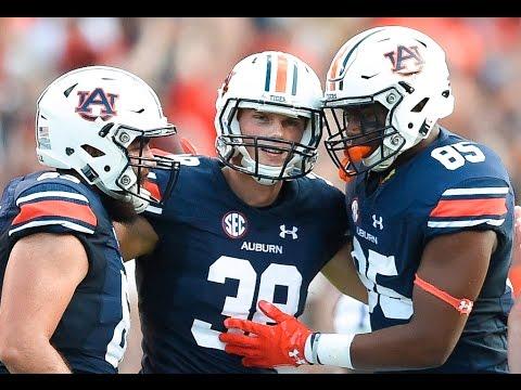 Auburn kicker Daniel Carlson: Sept. 27, 2016
