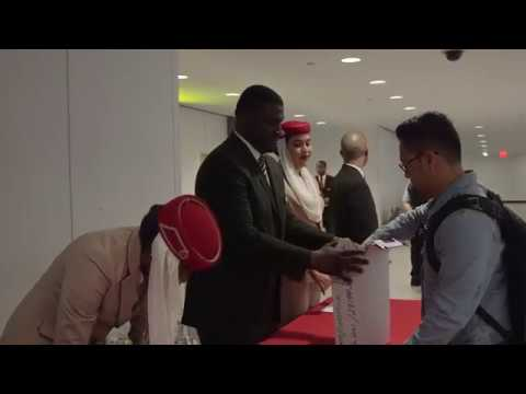Electronics Handling Service | Emirates Airline