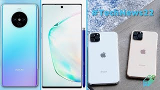 iPhone 11, Note 10, Mate 30 Pro i FaceApp #TechNews 22 | Robert Nawrowski