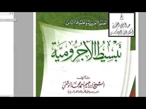 1-Arapçada Anlamlı ve Anlamsız Cümle