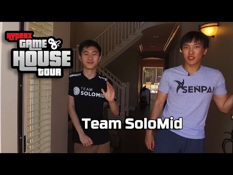 Tsm Gaming House Tour