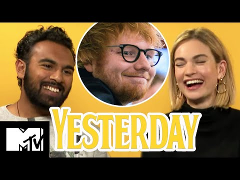 yesterday's-cast-reveal-ed-sheeran's-cameo-secrets-on-the-this-or-that-game!