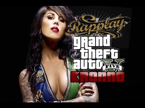 Grand Theft Auto V RAP - Kronno ( Videoclip Oficial ) ÉPICO INIGUALABLE!
