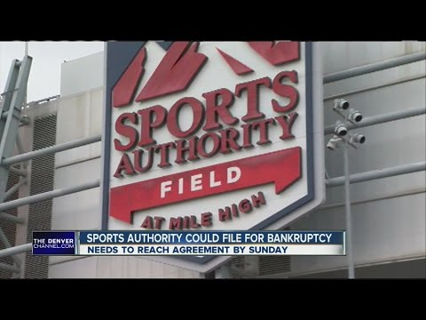 Sports Authority could file for bankruptcy