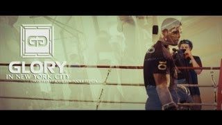 Glory 9 in New York City- Chapter 1: Media Workouts