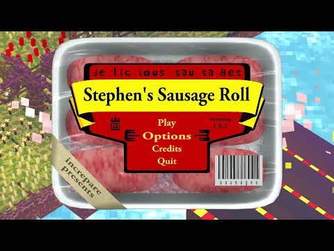 Stephen's Sausage Roll - episode 1