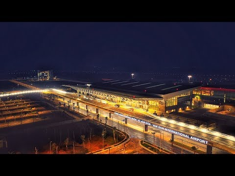 Van Don International Airport, Vietnam - Unravel Travel TV