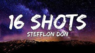 Download lagu Stefflon Don - 16 Shots(Lyrics)