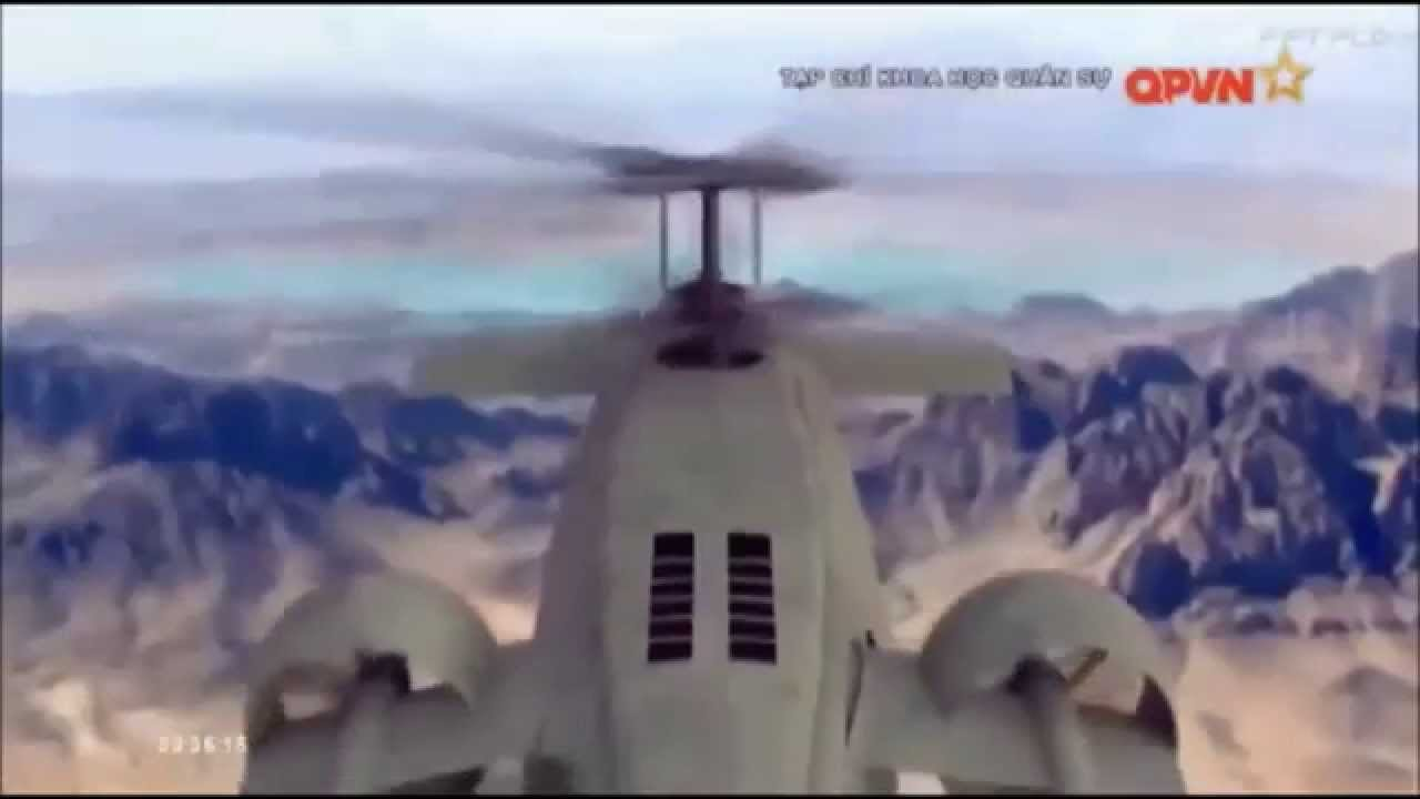 """""""Nhìn trộm"""" CCH, trực thăng vận tải tương lai của Mỹ"""