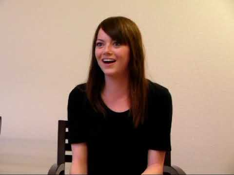 Easy A (2010) Emma Stone Audition Footage (all)