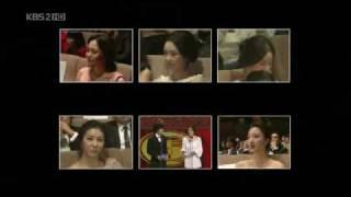 Blue Dragon Awards 2008 Best New Actress - Han Ye Seul (Miss Gold Digger)