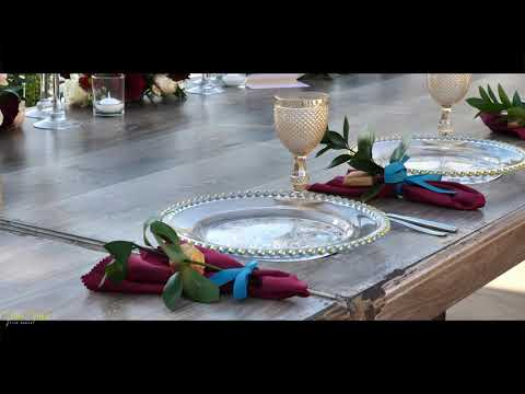 Rustic Wedding Theme by Ahlam Events UAE at Dubai Polo & Equestrian Club