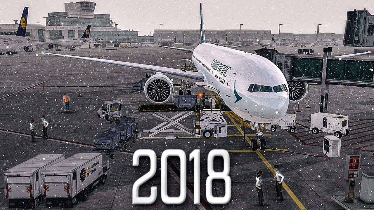 flight simulator 2018