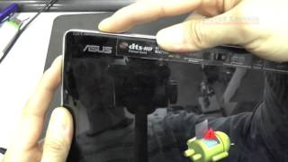ASUS ZenPad hard reset error