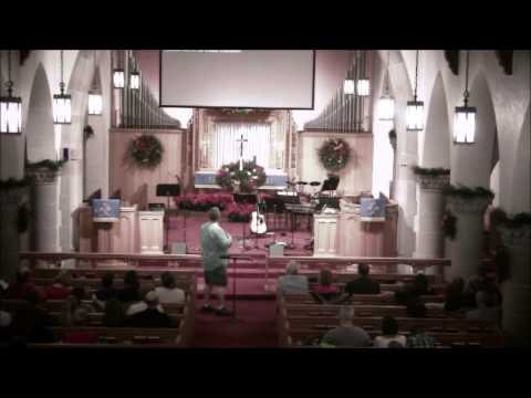 A Subtle Melody Rings On: Infant Lowly, Infant Holy (Luke 2:8-20)