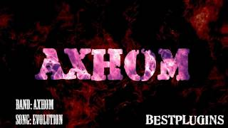 Axhom Evolution - Death metal TSE X30 & MixIR2 (instrumental demo version)