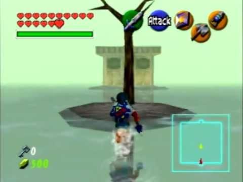 Dark Link (Ocarina of Time) - YouTube