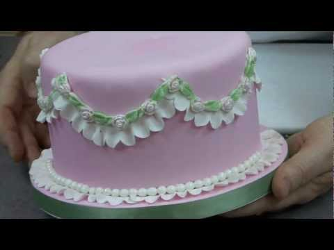 how to make icing ruffles