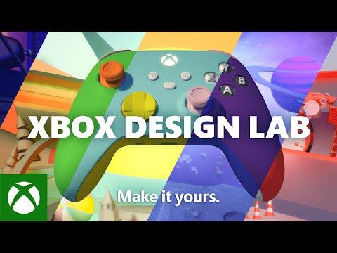 Designa din egen Xbox-kontroll med Xbox Design Lab Sätt lite personlig prägel